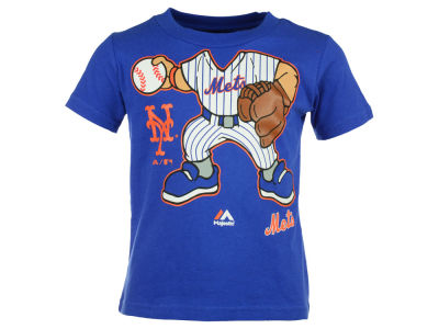 New York Mets MLB Toddler Pint Sized Pitcher T-Shirt