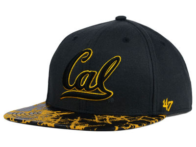 California Golden Bears '47 NCAA Edison Captain Snapback Cap