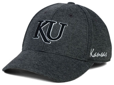 Kansas Jayhawks Top of the World NCAA Tailored Cap