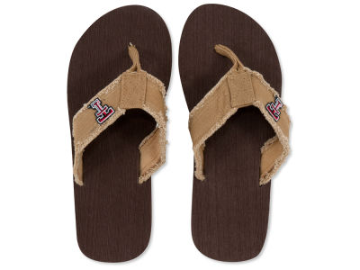 Texas Tech Red Raiders Frayed Flip Flop