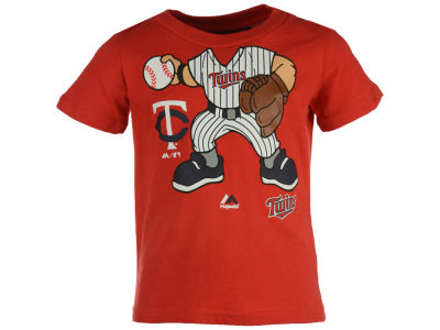 Minnesota Twins MLB Toddler Pint Sized Pitcher T-Shirt