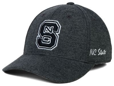 North Carolina State Wolfpack Top of the World NCAA Tailored Cap