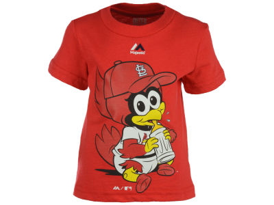 St. Louis Cardinals MLB Infant Baby Mascot T-Shirt