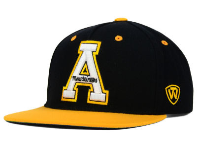 Appalachian State Mountaineers Top of the World NCAA Kong Snapback Cap