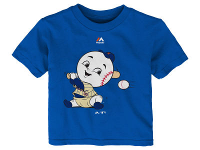 New York Mets MLB Infant Baby Mascot T-Shirt
