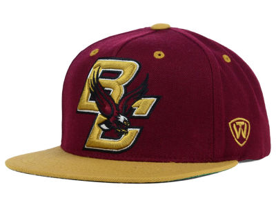Boston College Eagles Top of the World NCAA Kong Snapback Cap