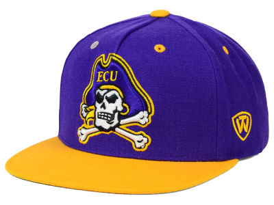 East Carolina Pirates Top of the World NCAA Kong Snapback Cap