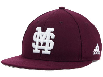 Mississippi State Bulldogs adidas NCAA On Field Baseball Cap
