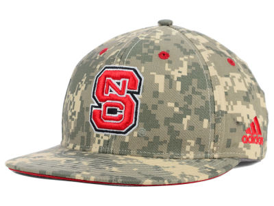 North Carolina State Wolfpack adidas NCAA On Field Baseball Cap