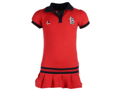 St. Louis Cardinals MLB Toddler Polo Dress