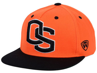 Oregon State Beavers Top of the World NCAA Kong Snapback Cap