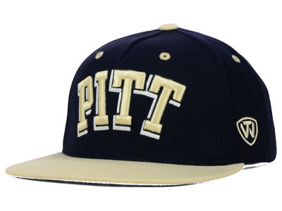 Pittsburgh Panthers Top of the World NCAA Kong Snapback Cap