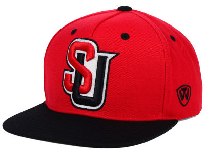 Seattle Redhawks Top of the World NCAA Kong Snapback Cap