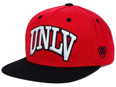 UNLV Runnin Rebels Top of the World NCAA Kong Snapback Cap