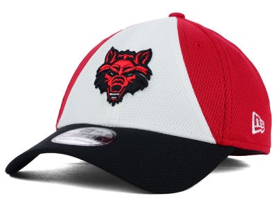 Arkansas Razorbacks New Era NCAA Game Performance 39THIRTY Cap
