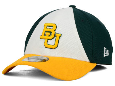 Baylor Bears New Era NCAA Game Performance 39THIRTY Cap
