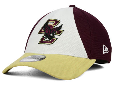 Boston College Eagles New Era NCAA Game Performance 39THIRTY Cap