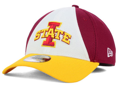 Iowa State Cyclones New Era NCAA Game Performance 39THIRTY Cap