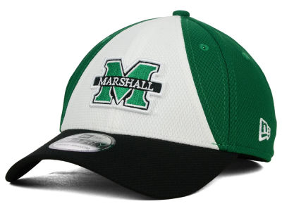 Marshall Thundering Herd New Era NCAA Game Performance 39THIRTY Cap