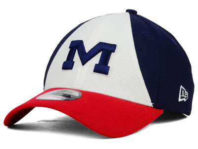 Ole Miss Rebels New Era NCAA Game Performance 39THIRTY Cap