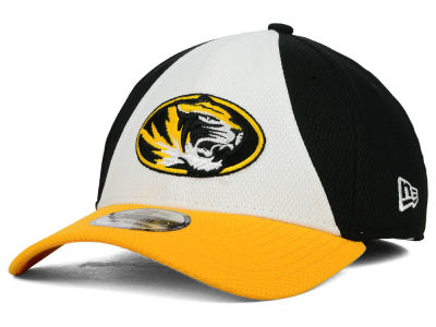 Missouri Tigers New Era NCAA Game Performance 39THIRTY Cap