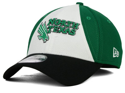 North Texas Mean Green New Era NCAA Game Performance 39THIRTY Cap