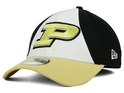 Purdue Boilermakers New Era NCAA Game Performance 39THIRTY Cap