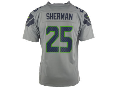 Seattle Seahawks Richard Sherman Nike NFL Youth Game Jersey