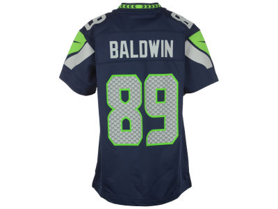 Seattle Seahawks Doug Baldwin Nike NFL Youth Game Jersey