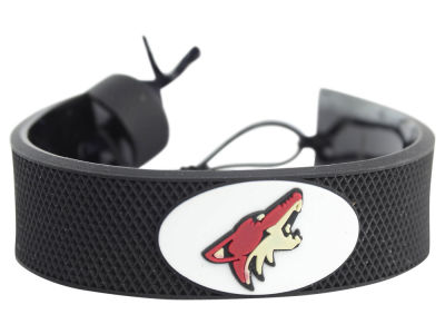 Arizona Coyotes Hockey Bracelet
