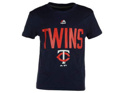 Minnesota Twins MLB Youth Cool Base T-Shirt