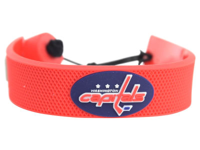 Washington Capitals Team Color Hockey Bracelet
