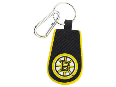 Boston Bruins Game Wear Keychain