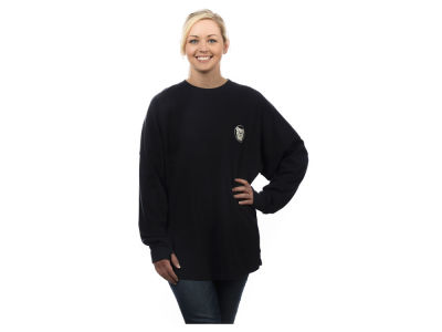 Butler Bulldogs NCAA Women's Sweeper Long Sleeve Solid T-Shirt