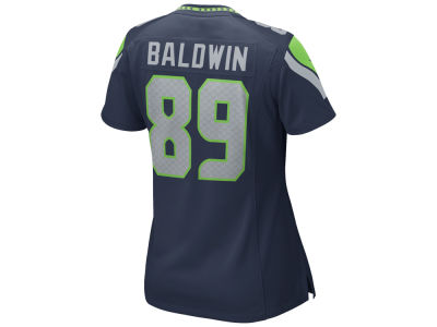 Seattle Seahawks Doug Baldwin Nike NFL Women's Game Jersey