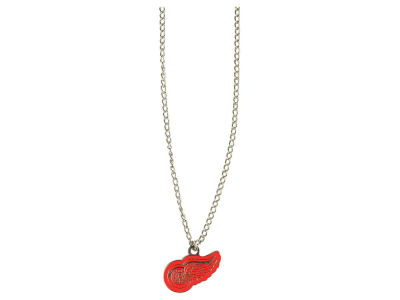 Detroit Red Wings Logo Pendant Necklace