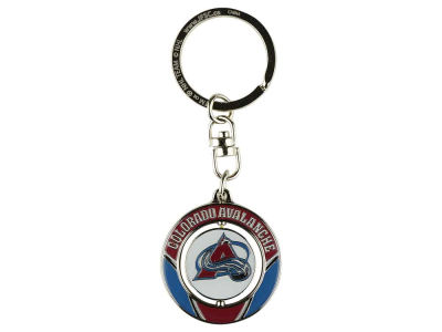 Colorado Avalanche Spinner Keychain