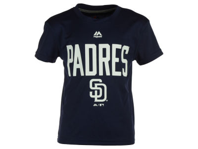 San Diego Padres MLB Kids Cool Base T-Shirt