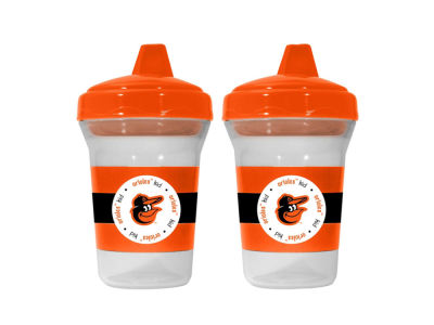 Baltimore Orioles 2-pack Sippy Cup Set