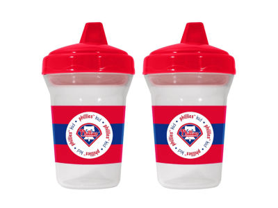 Philadelphia Phillies 2-pack Sippy Cup Set