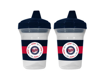 Minnesota Twins 2-pack Sippy Cup Set