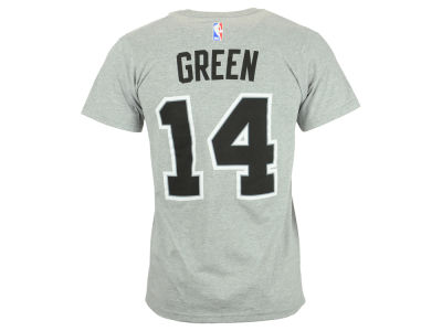 San Antonio Spurs Danny Green adidas NBA Men's Player T-Shirt