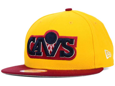Cleveland Cavaliers New Era NBA HWC The Land Custom 9FIFTY Snapback Cap