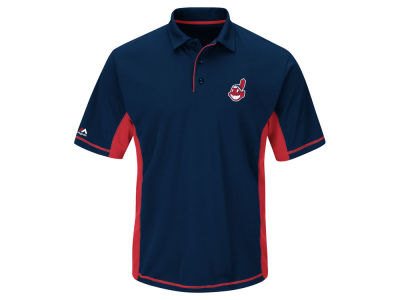 Cleveland Indians MLB Men's Top of the Inning Polo Shirt