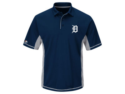 Detroit Tigers MLB Men's Top of the Inning Polo Shirt