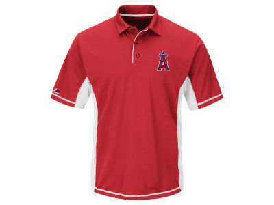 Los Angeles Angels MLB Men's Top of the Inning Polo Shirt