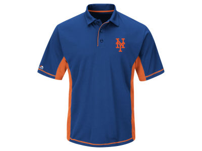 New York Mets MLB Men's Top of the Inning Polo Shirt