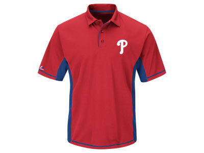 Philadelphia Phillies MLB Men's Top of the Inning Polo Shirt