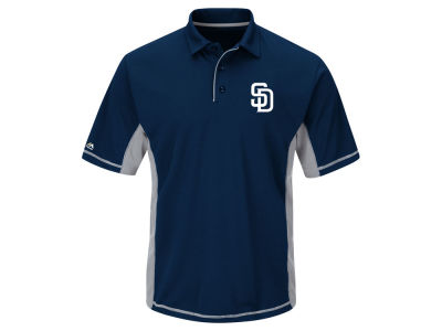 San Diego Padres MLB Men's Top of the Inning Polo Shirt