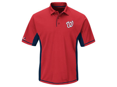 Washington Nationals MLB Men's Top of the Inning Polo Shirt
